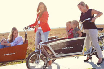 Bakfiets Cargobike tilbehør